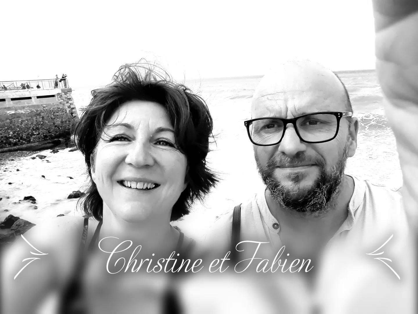 Christine et Fabien